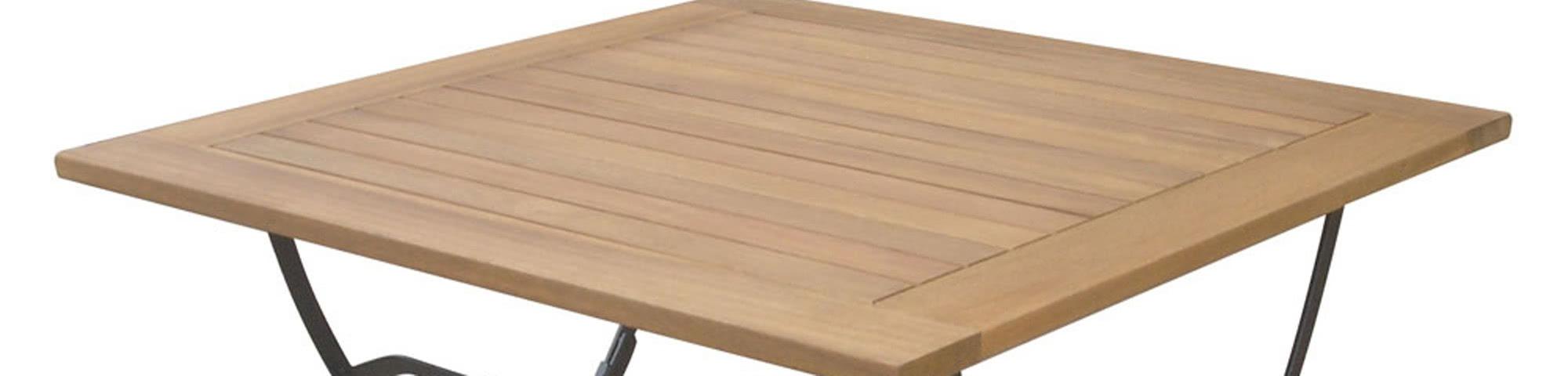 Tischplatten Fur Die Terrasse Wetterfest