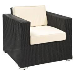 Terrassen Lounge Sessel - Salomon-Black
