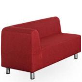"""Kinder-Lounge Sofa mit Ecklehne Links """"Alvin"""""""