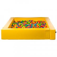 Bällebad Quadrat 5-teilig