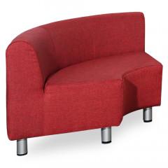 "Kinder-Lounge Sofa Viertelkreis - ""Alvin"""