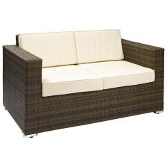 Terrassen Lounge Sofa - Salomon burned