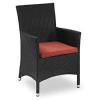 Terrassen Sessel - Hoa-schwarz