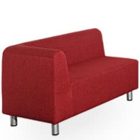 "Kinder-Lounge Sofa mit Ecklehne Links ""Alvin"""