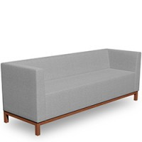 "Loungesofa ""Cube Scandi"" 3-Sitzer Sofa"