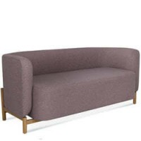 "Loungesofa ""Polar CS-BB-1806"" - Buche/Eiche"